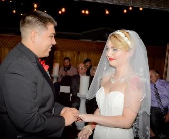 Pavillion Wedding Ceremony Mon Bel Ami Wedding Chapel3