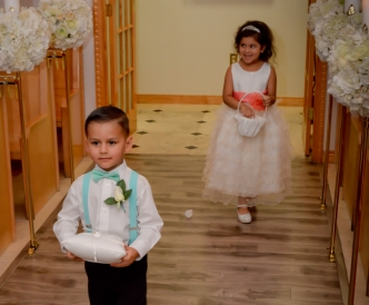 wedding-chapel-ring-bearer-flower-girl