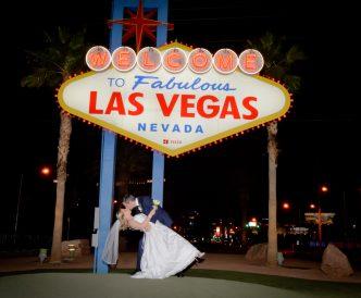 Strip Photos Mon Bel Ami Wedding Chapel3