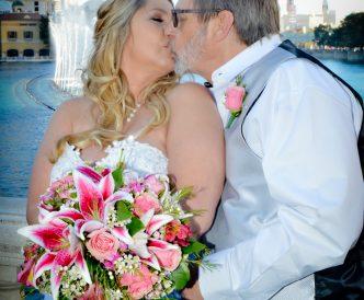 Strip Photos Mon Bel Ami Wedding Chapel4