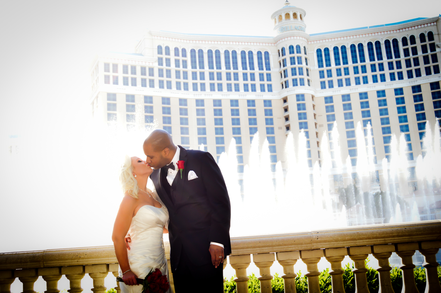 10 Locations For Wedding Photography In Las Vegas Other Than The Strip