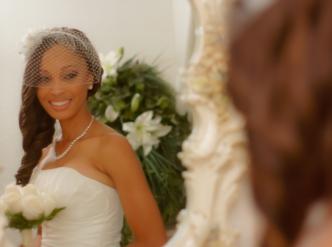 Posed wedding photography: bridal.