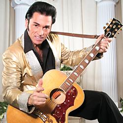 Las Vegas Elvis Impersonator Kent Ripley