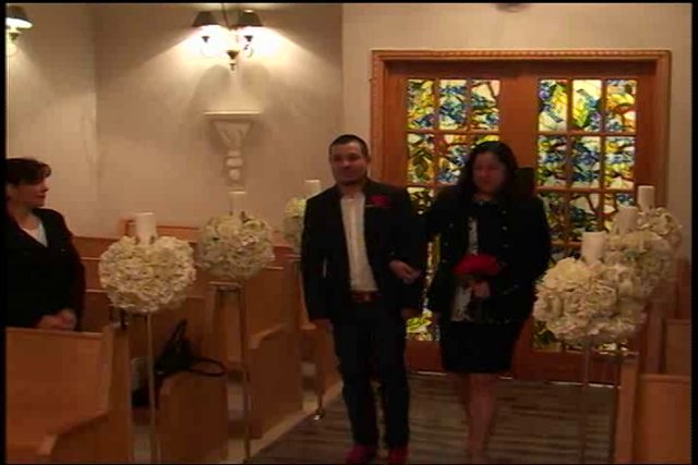 The Wedding of Jesus Maritza 12-31-2014 2pm