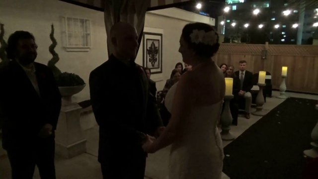 The Wedding of Ben and Venessa 12-27-2014 5pm