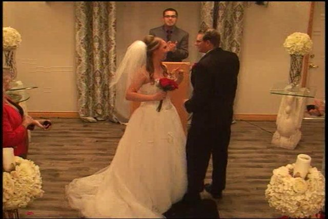 The Wedding of Landon and Cassandre 12-27-2014 7:30pm