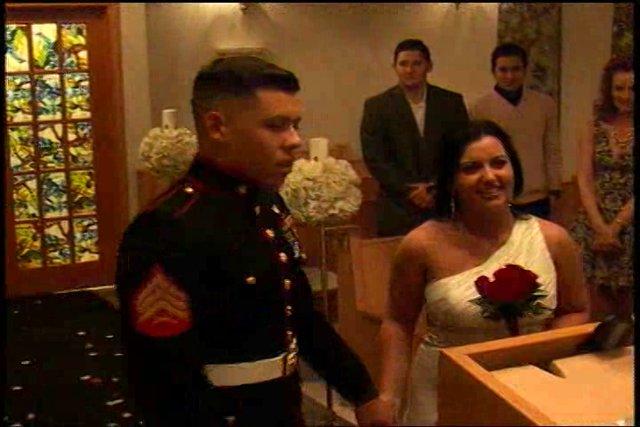 The Wedding of Joseph and Christina 12-27-2014 7pm