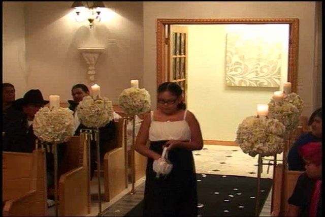 The Wedding of Anthony and Rebecca 12-27-2014 8pm
