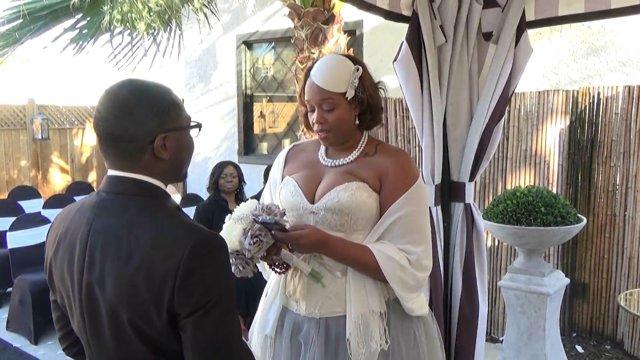 The Wedding of Lawrence and Kimberley 12-28-2014 2pm