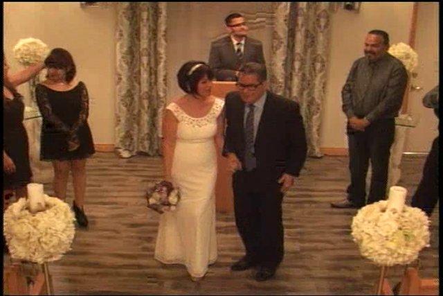 The Wedding of Rebecca & Leonard Jan 30, 2015 @1pm