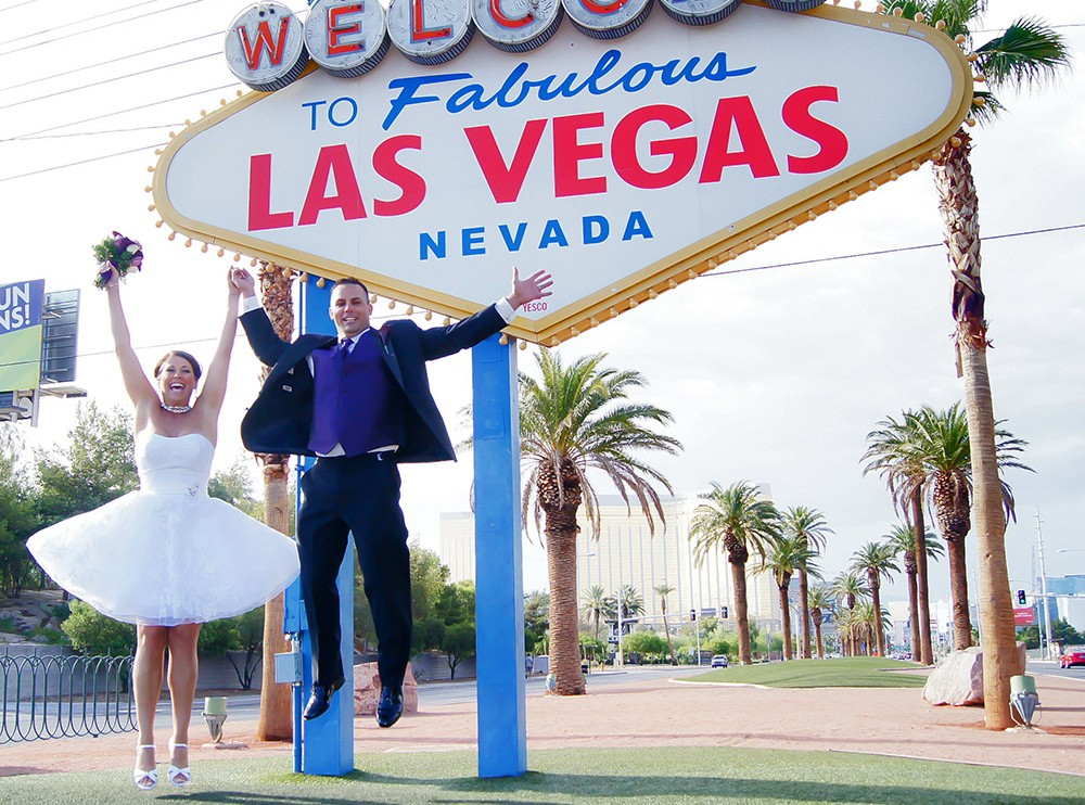 5 Ways to Make Your Las Vegas Elopement a Success