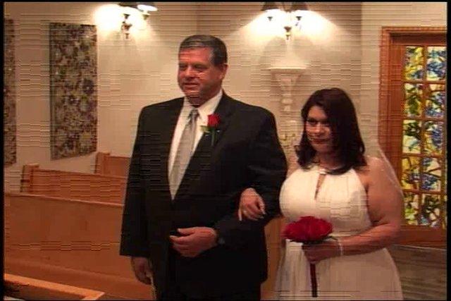 Chapel Wedding January 31, 2015 @8pm