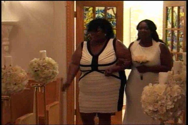 Chapel Wedding January 31, 2015 @2pm