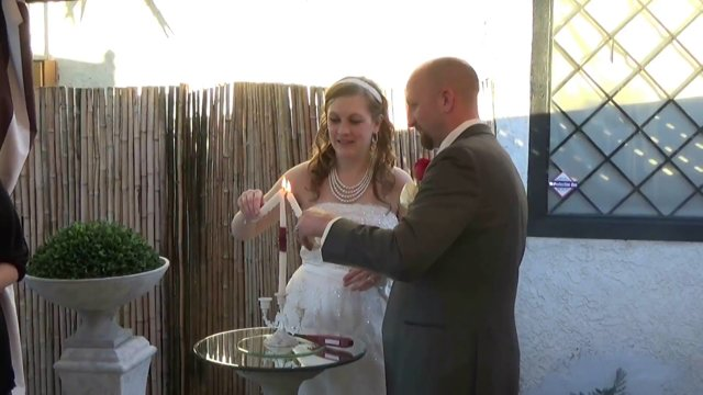 The Wedding of Ron and Chrissy 02-14-2015 4pm