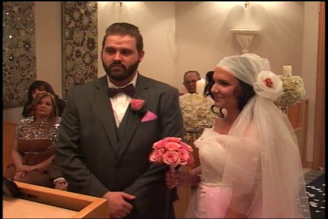 Wedding of Michael and Jacqueline Valentine's Day 2015 12pm