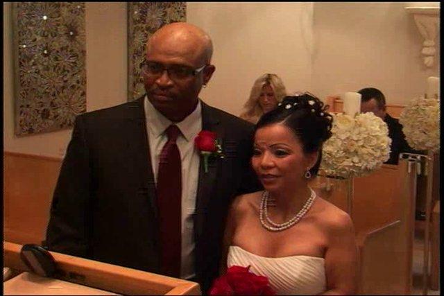 The Wedding of Kyle and Tiffanie 02-14-2015 11am