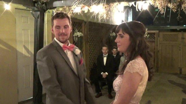 Gazebo Wedding 02-27-2015 6pm