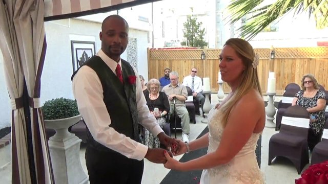 The Wedding of Torri and Shannon 3-31-2015 @ 5pm