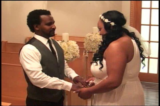 The Wedding of Mahari and Khaliah 04-01-2015 @ 5:30pm
