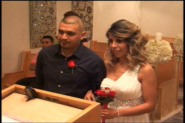 The Wedding of Jose and Monica 04-03-2015 @ 7pm