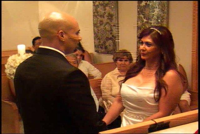 The Wedding of Wayne and Maricela