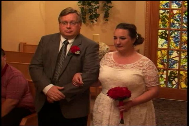 The Vow Renewal of Robert and Linde September 8, 2014 @4pm