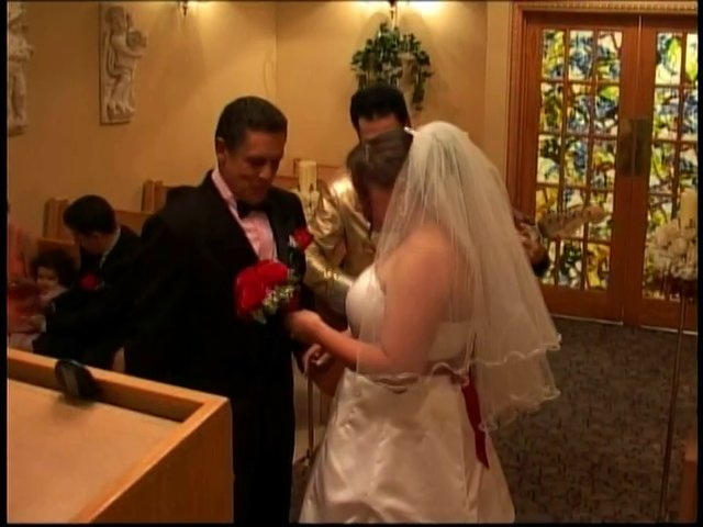 The Vow Renewal of Alejandro and Elisa September 4, 2014