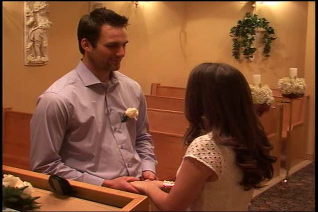 The Vow Renewal of Michael and Meghan May 13, 2014 @ 3pm