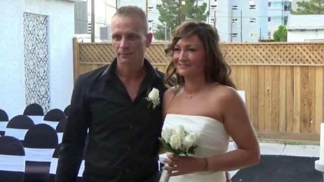 The Wedding of Robbie and Marianna April 30, 2015 7pm