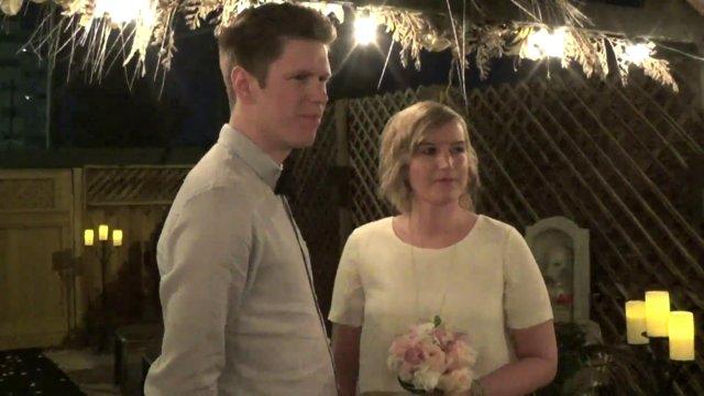 The Wedding of Matthew & Amy