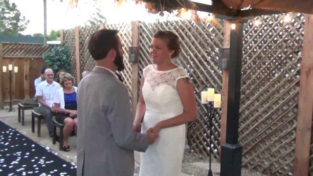 The Wedding of Nick and Kate