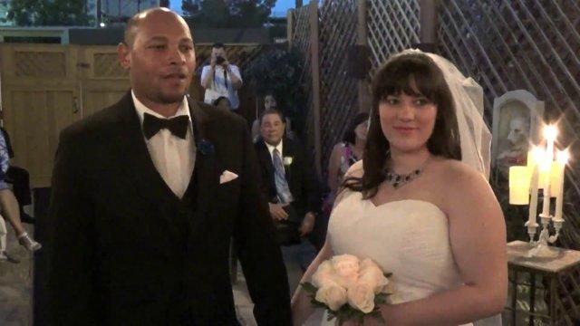 The Wedding of Latifu and Courtney