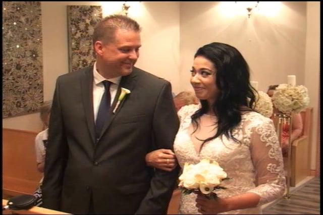 The Wedding of Douglas and Bryana June 27, 2015 @ 6pm