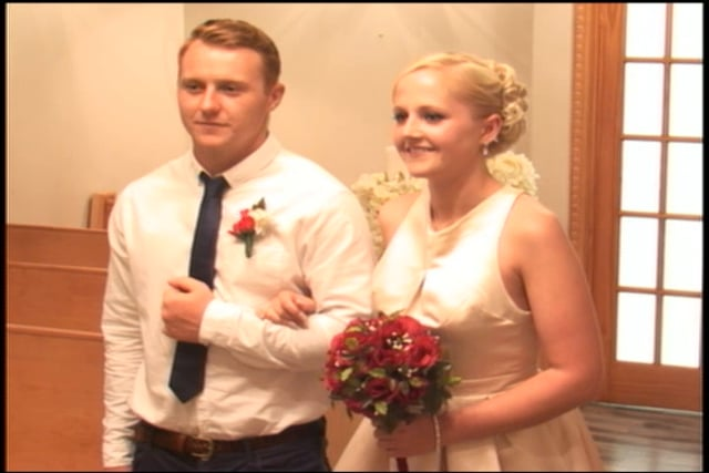 The Wedding of Luke and Sian July 30, 2015 @ 5pm