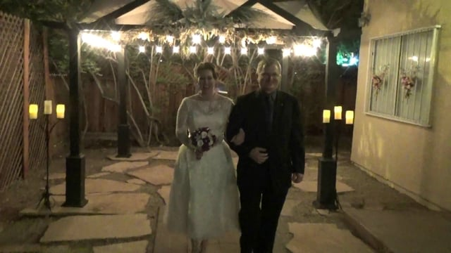 The Wedding of Timothy and Jennifer September 26, 2015 @ 9pm