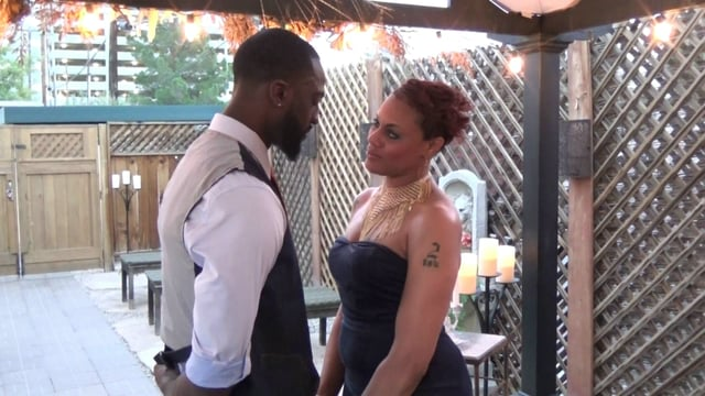 The Wedding of Darryl and Melissa September 27, 2015 @ 6pm