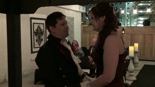 The Wedding of Jason and Betsy October 31, 2015 @ 9pm