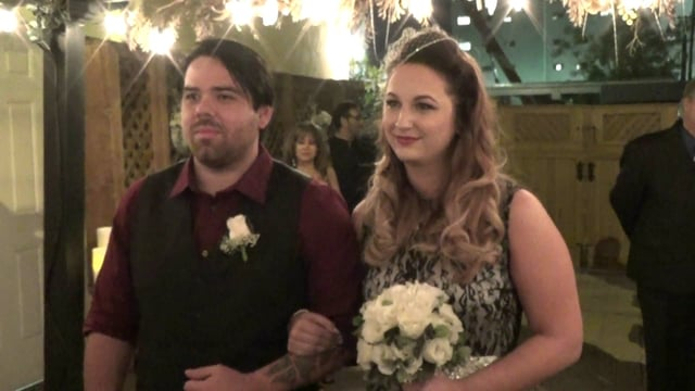 The Wedding of Miles and Kahlea October 31, 2015 @ 7pm
