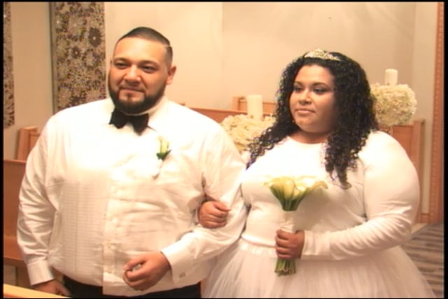 The Wedding of Joseph and Lizette November 20, 2015 @ 7pm