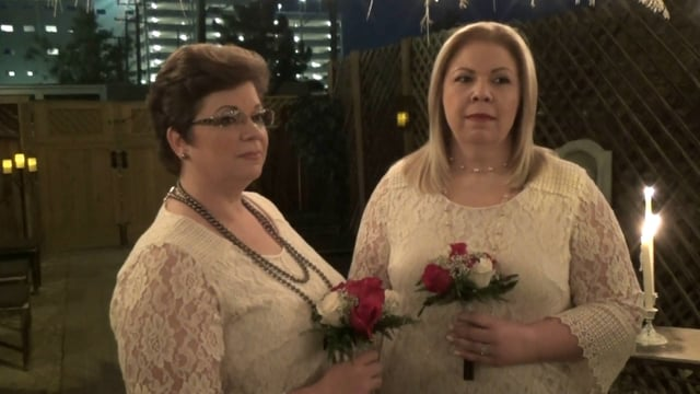 The Wedding of Lisa and Tammy November 23, 2015 @ 5pm