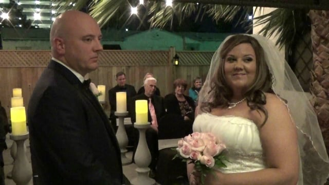 The Wedding of Rory and Brooke November 22, 2015 @ 6pm