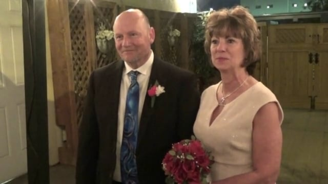 The Wedding of Larry and Patricia November 22, 2015 @ 5pm