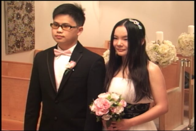 The Wedding of Zhicheng and Meixuan November 28, 2015 @ 12:30pm