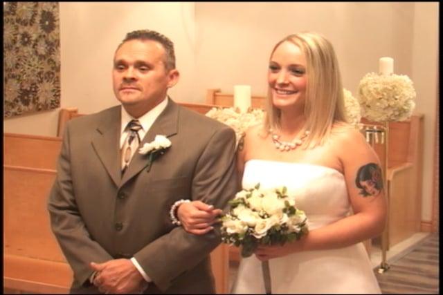 The Wedding of Daniel and Amanda November 28, 2015 @ 12pm