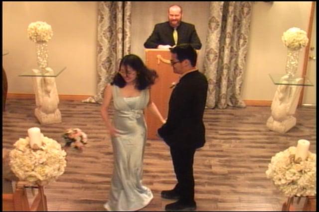 The Wedding of Yuzhang and Yishu November 30, 2015 @ 6pm