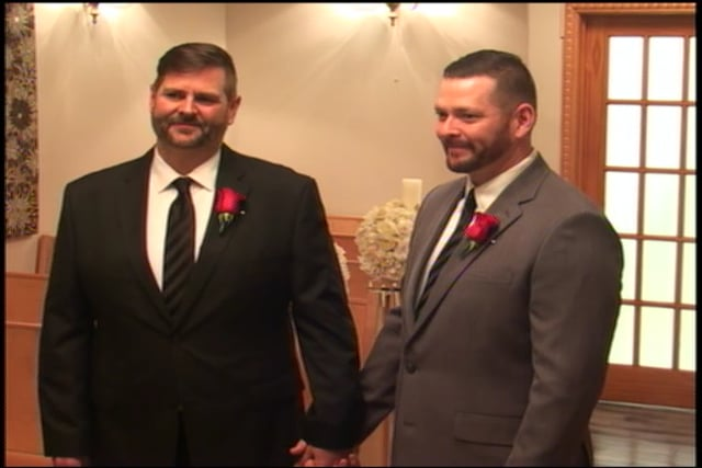 The Wedding of Casey and Todd January 23, 2016 @ 6pm