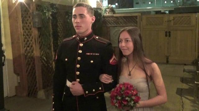 The Wedding of Jeshua and Mackenzie January 28, 2016 @ 8pm