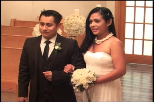 The Wedding of Raul and Gloria January 28, 2016 @ 7pm