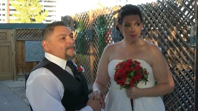 The Wedding of Jose and Kelly January 28, 2016 @ 4pm