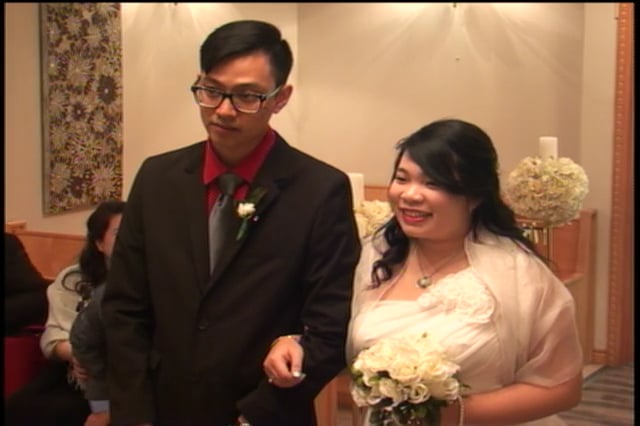 The Wedding of Nay and Elsa January 30, 2016 @ 6:30pm
